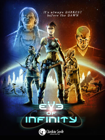 Eve of Infinity Poster
