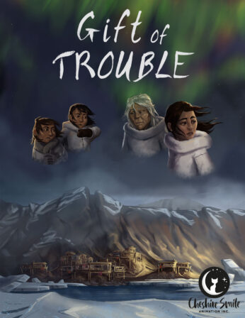 Gift of Trouble Poster