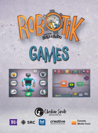 Robotik Games Poster